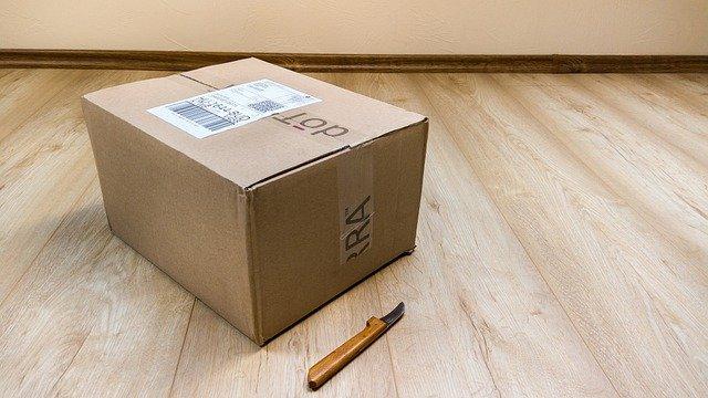 odbiór przesyłki